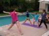 Iyengar yoga is suitable for children